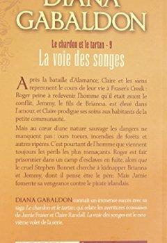 Livres Couvertures de Le Chardon et le Tartan, Tome 9 : La voie des songes