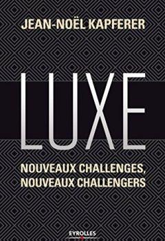 Livres Couvertures de Luxe. Nouveaux challenges, nouveaux challengers