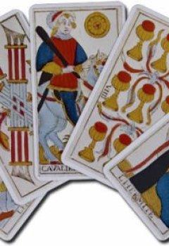 Livres Couvertures de Jeux de 78 cartes : tarot de Marseille