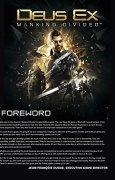 Livres Couvertures de Deus Ex: Mankind Divided - Limited Edition Guide
