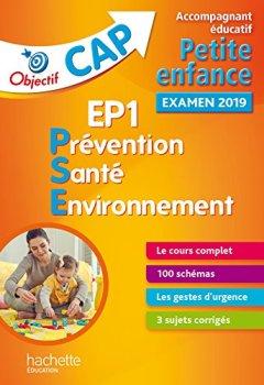 Livres Couvertures de Objectif CAP Accompagnant Educatif Petite Enfance PSE