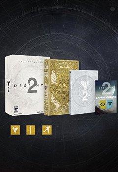 Livres Couvertures de Destiny 2 - édition limitée