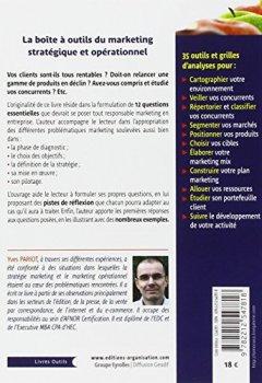 Livres Couvertures de Les outils du marketing stratégique et opérationnel