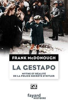 Livres Couvertures de La Gestapo