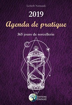 Livres Couvertures de Agenda de Pratique 2019: 365 jours de Sorcellerie