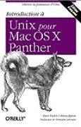 Introduction à Unix pour Mac OS X Panther, 2e édition