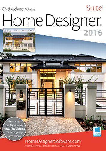 Home Designer Suite 2016 [PC] [Download] | Recomended Products