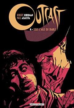 Livres Couvertures de Outcast 04: Sous l'aile du Diable