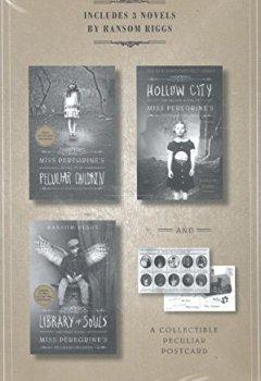 Livres Couvertures de Miss Peregrine's Peculiar Children Boxed Set (EXP) (ANGLAIS)