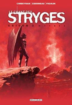Livres Couvertures de Chant des Stryges Saison 3 - 18 - Mythes