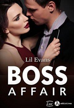Livres Couvertures de Boss Affair