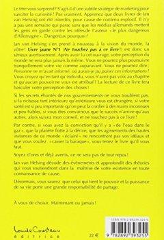 Livres Couvertures de Livre jaune, n° 1 : Ne touchez pas à ce livre