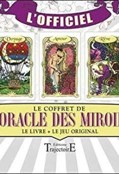 Livres Couvertures de Le coffret de l'Oracle des Miroirs - Le livre + le jeu original
