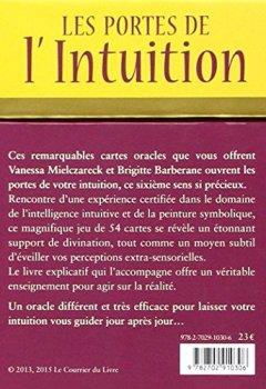 Livres Couvertures de Les portes de l'intuition