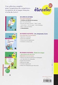 Livres Couvertures de Etincelles Français CE1 éd. 2012 - Fichier d'activités Lire, comprendre, écrire