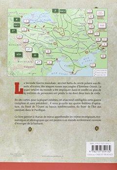 Livres Couvertures de Atlas de la seconde guerre mondiale