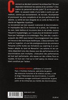Livres Couvertures de DRH : le livre noir