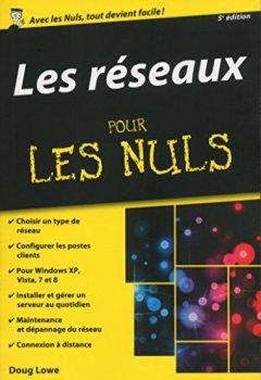 Livres Couvertures de Les réseaux Pour les Nuls, édition poche, 5ème édition