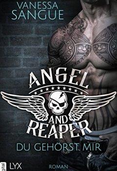 Buchdeckel von Angel & Reaper - Du gehörst mir