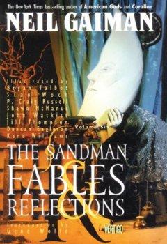Abdeckungen Fables & Reflections (Sandman Collected Library (Prebound))