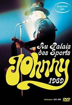 Livres Couvertures de Johnny Hallyday : Palais des Sports (1969)