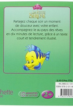 Livres Couvertures de La Petite Sirène