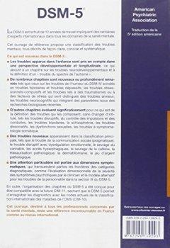 Livres Couvertures de DSM-5 - Manuel diagnostique et statistique des troubles mentaux