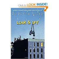Book Review of Liar & Spy by Rebecca Stead