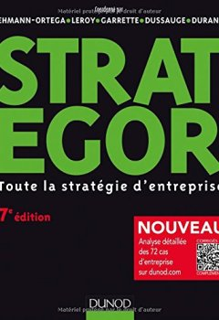Livres Couvertures de Strategor - 7e éd. - Toute la stratégie d'entreprise