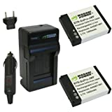 512wkZrNX8L. SL160  Top 10 Camera Batteries & Chargers for January 16th 2012   Featuring : #4: Nikon EN EL14 Rechargeable Li Ion Battery for Nikon D3100 DSLR, D5100 DSLR, and P7000 Digital Cameras (Retail Package)