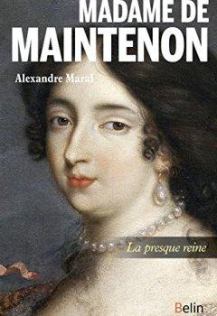 Livres Couvertures de Madame de Maintenon