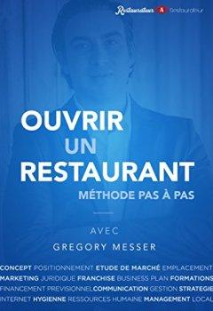 Livres Couvertures de Ouvrir un Restaurant: La Méthode pas à pas