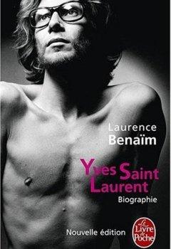 Livres Couvertures de Yves Saint Laurent