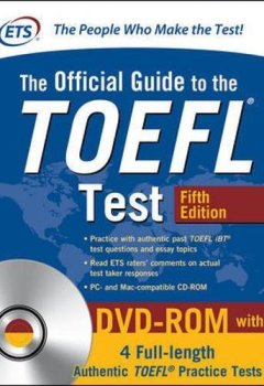 Livres Couvertures de The Official Guide to the Toefl Test
