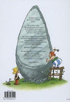 Livres Couvertures de Astérix - Comment Obélix est tombé dans la marmite quand il était petit