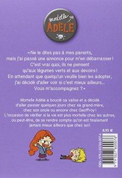 Livres Couvertures de Mortelle Adèle. Parents à vendre (T8)