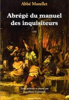 Livres Couvertures de Abrégé du manuel des inquisiteurs, 1762