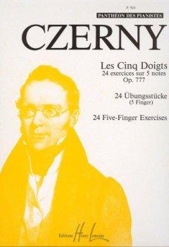 Livres Couvertures de Les 5 doigts Op.777