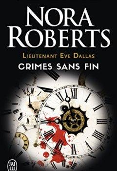 Livres Couvertures de Lieutenant Eve Dallas - Crimes sans Fin