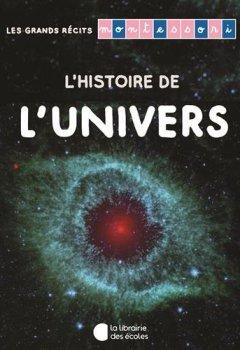 Livres Couvertures de L'histoire de l'univers