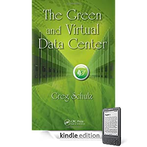 The Green and Virtual Data Center book