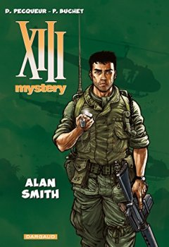 Livres Couvertures de XIII Mystery - tome 12 - Alan Smith