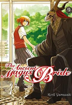 Livres Couvertures de The Ancient Magus Bride - tome 9 (09)