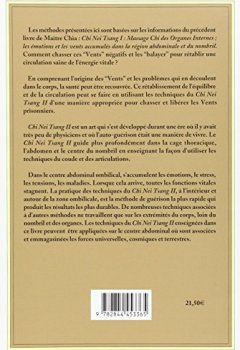 Livres Couvertures de Chi Nei Tsang II - Chasser les Vents