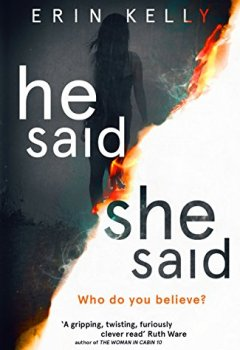 Livres Couvertures de He Said/She Said: the gripping Sunday Times bestseller (English Edition)