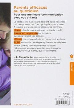 Livres Couvertures de PARENTS EFFICACES AU QUOTIDIEN