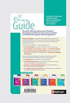 Livres Couvertures de A Literary Guide