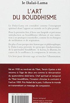 Livres Couvertures de L'art du bouddhisme : Pratiquer la sagesse au quotidien