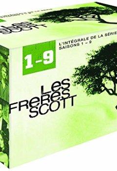 Livres Couvertures de Les Frères Scott - L'intégrale des 9 premières saisons
