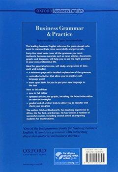 Livres Couvertures de Oxford Business English: Business Grammar and Practice